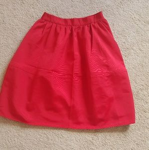 Express party skirt